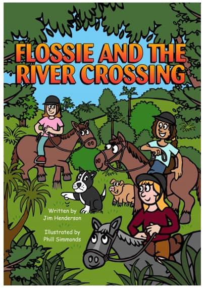 Flossie and The River Crossing