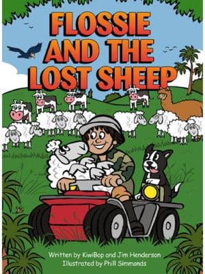 Flossie & the Lost Sheep