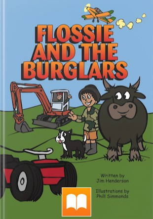 Flossie and the Burglars Apple Book