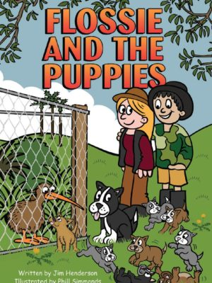 Flossie and the Puppies - Cracker Jim Books